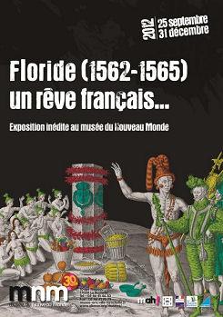 Affiche Floride ,un reve français