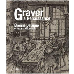 Affiche de l'exposition : graver à la Renaissance