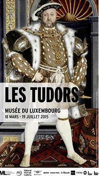 Affiche exposition Tudor