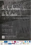 Affiche de l'exposition temporaire du Musée Jeanne d'Albret