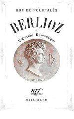 Biographie de Berlioz