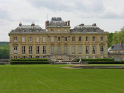 photo du château du marais