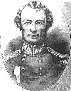 Portrait de Charles de La Trobe