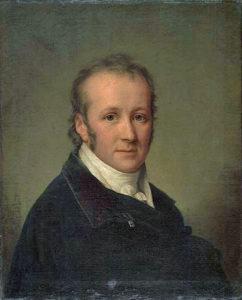 portrait de Charles de Villers