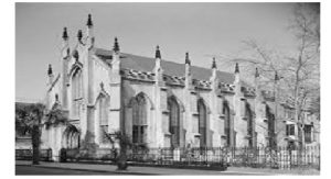 Eglise protesrtante française de Charleston
