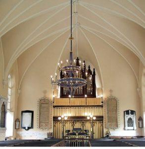 Eglise protestante française de Charleston