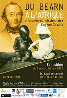 Affiche pour le bicentenaire de la naissance du missionnaire Eugène Casalis