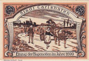 exposition à Bad Karlshafen