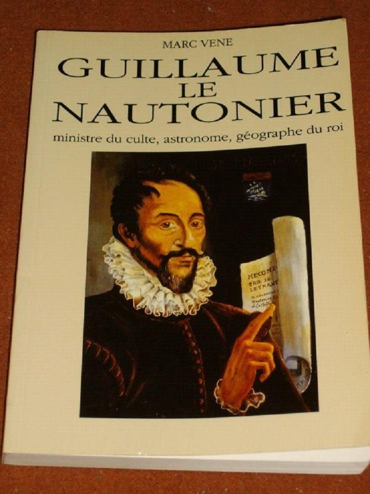 première de couverture du livre 'Guillaume Le Nautonier