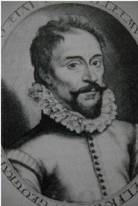 Gravure de Guillaume de Nautonier