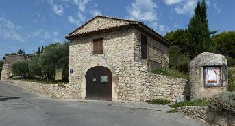 photo du musée de l'Association d'Etudes vaudoises et historiques du Lubéron