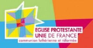 Logo stylisé de l'église protestante unie