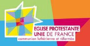 Logo Eglise protestante Unie