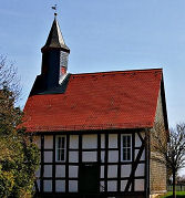 photo de l'église de Louisendorf (Hesse)