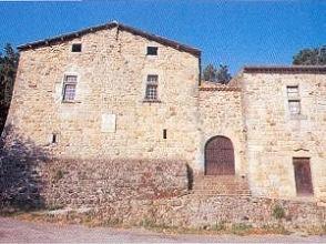 Photo de la maison de la famille Durand au Bouschet de Pranles