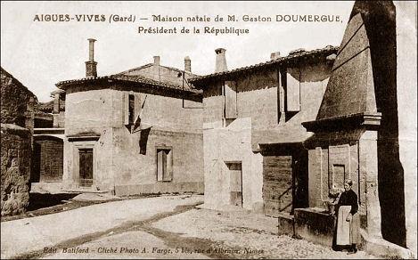 Maison natale de G. Doumergue