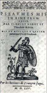Page de garde édition1665