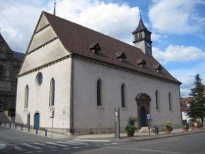 Photo du temple Saint Georges
