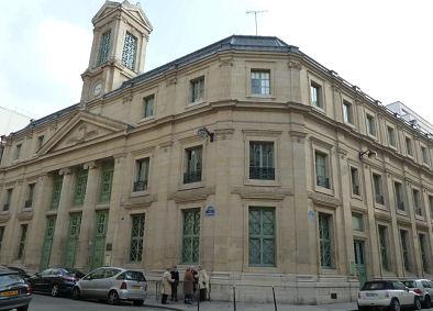Temple du Saint Esprit