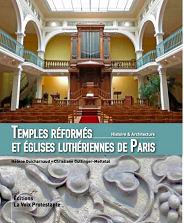 Temples réformés et eglises lutheriennes de Paris