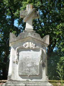 Tombe de la famille Bost-Ponterie