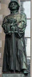Statue de Zwingli