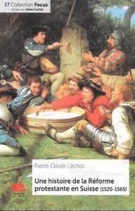 première de couverture en couleursdu livre de Pierre-Olivier Léchot