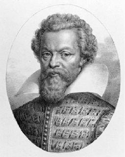 gravure de Philippe de Mornay, seigneur du Plessis
