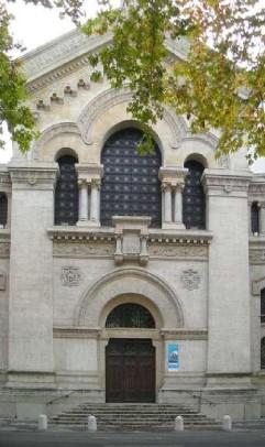Le Grand Temple de Lyon