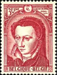 timbre Idelette de Bure