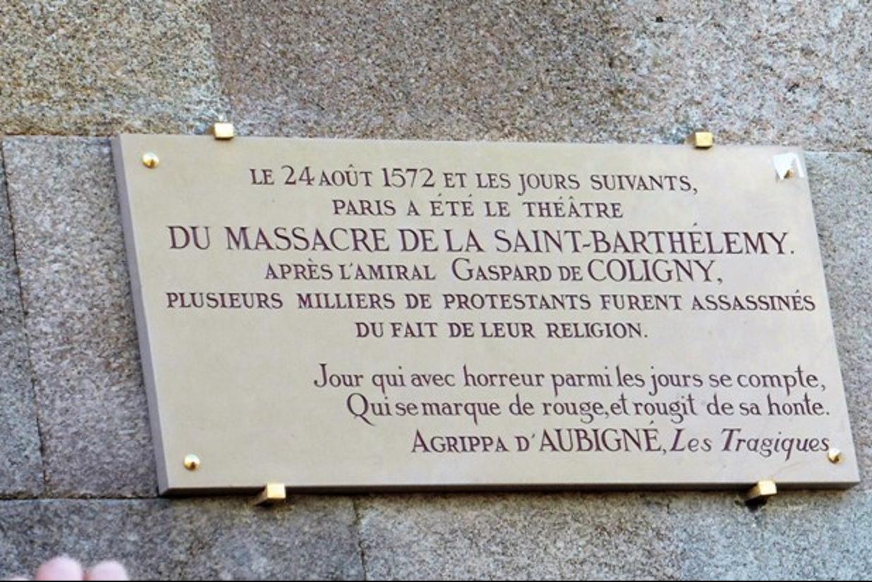 plaque souvenir Saint-Barthelemy