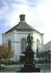 Karlskirche, temple de Kassel (Hesse),