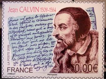 timbre sur Calvin